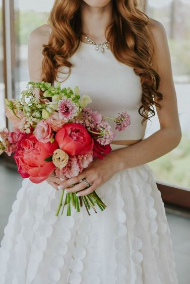 La Petite Fleur | Photo: Julie Nicole Photography | Venue: Cambridge Mill