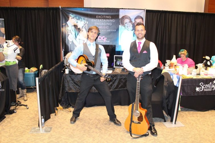 Newmarket Expo, Kingbridge Centre | DCF Wedding Music