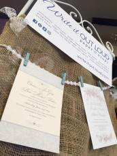 Write it Out Loud, Newmarket Fall 16 Expo at Station Creek Golf Club
