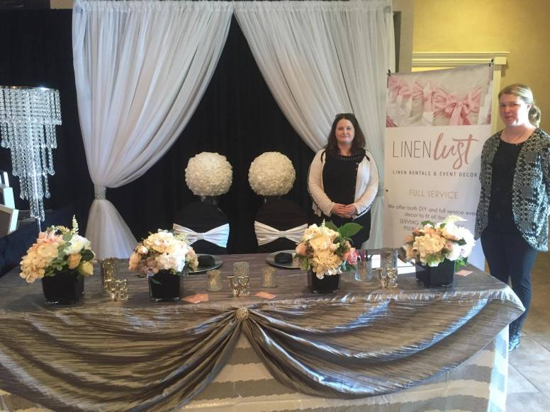 Linen Lust | Orillia Expo at Best Western Mariposa Inn
