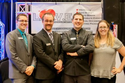 Photo Recap London Expo Best Western Plus Lamplighter Inn | L.O.V.E. DJ Services