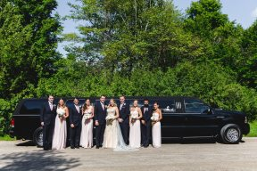 Brentwood Livery Limousine