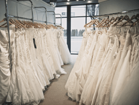 Shades of White Bridal Boutique