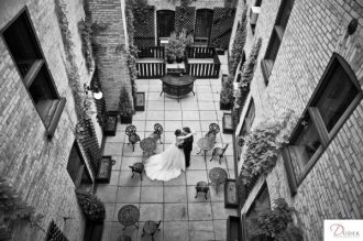 Walper Courtyard (Dudek Photography)