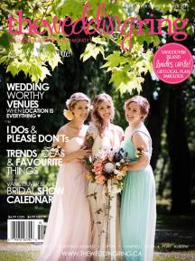 Shades of White Bridal Cover