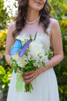 Venue: Cambridge Butterfly Conservatory | Photo: Devon C Photography
