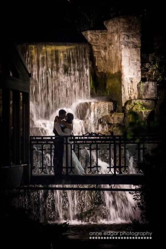 Ancaster Mill's Waterfall | Photo: Anne Edgar Photography