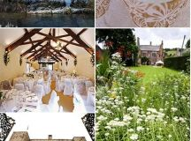 Spectacular And Romantic : Bickleigh Castle | The Wedding ...
