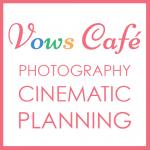 Vows Cafe Logo
