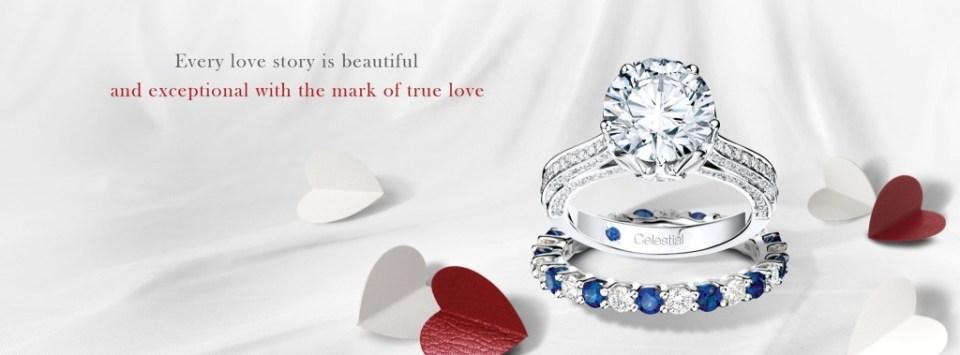 goldheart engagement rings