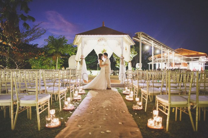 Bohol Beach Club Wedding