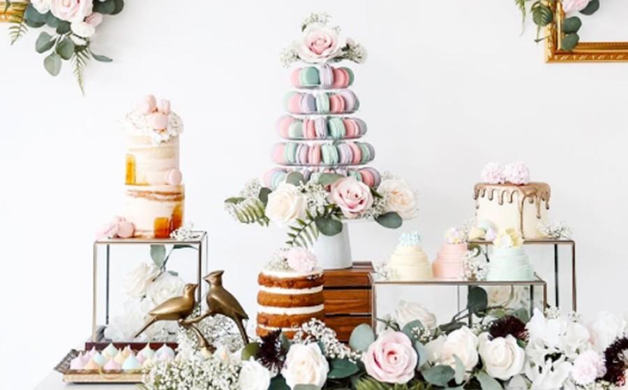 Creme Maison Wedding Cake Singapore