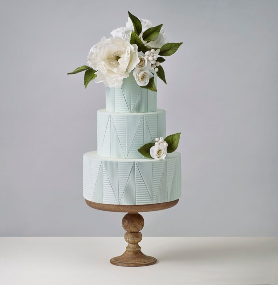 Crummb Artistic Wedding Cake Singapore