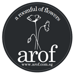 A Roomful of Flowers Logo