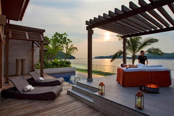 Top 10 Spas in Singapore - ESPA at Resorts World Sentosa