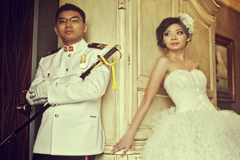 wedding makeup artist singapore Melissa Yeo Singapore