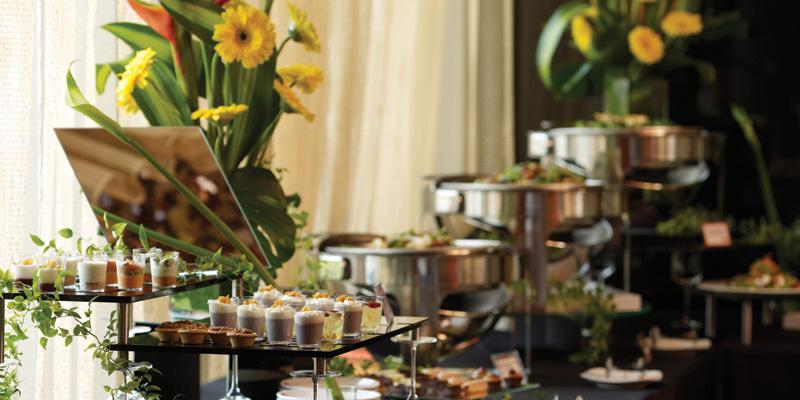 One Paradise Wedding Catering Singapore