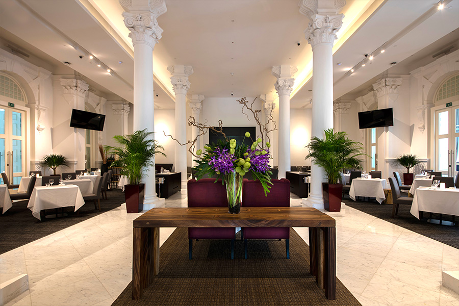 Sinfonia Ristorante restaurant wedding venue singapore