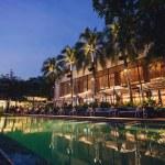 A Stunning Beach Wedding Venue at Tanjong Beach Club, Sentosa