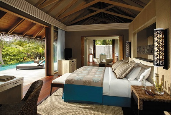 (5) Shangri-La Hotel Singapore
