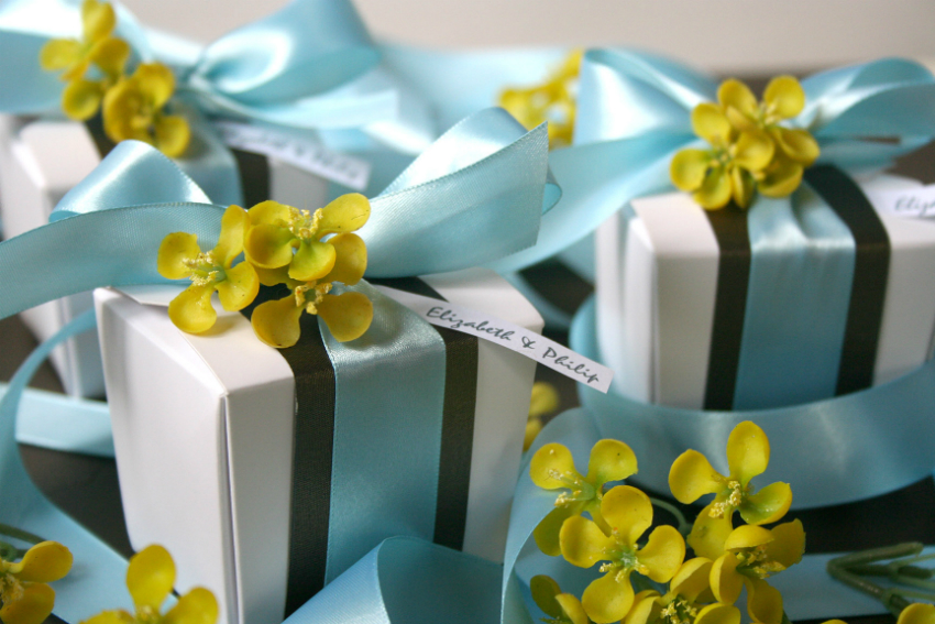 The Gift Of Fragrance Wedding Favours By Favor Atelier
