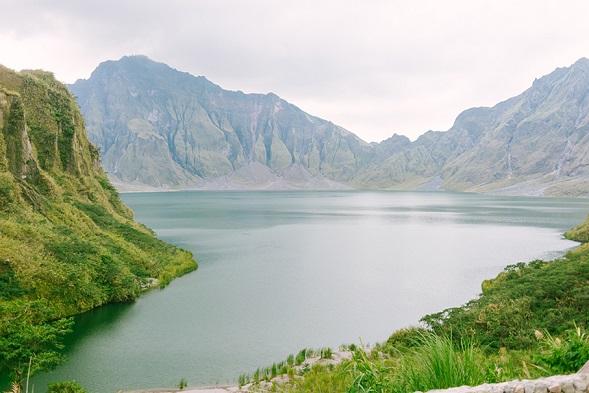 (7) Mount Pinatubo 2