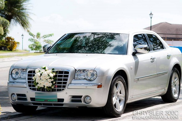 Bridal Cars Manila 1