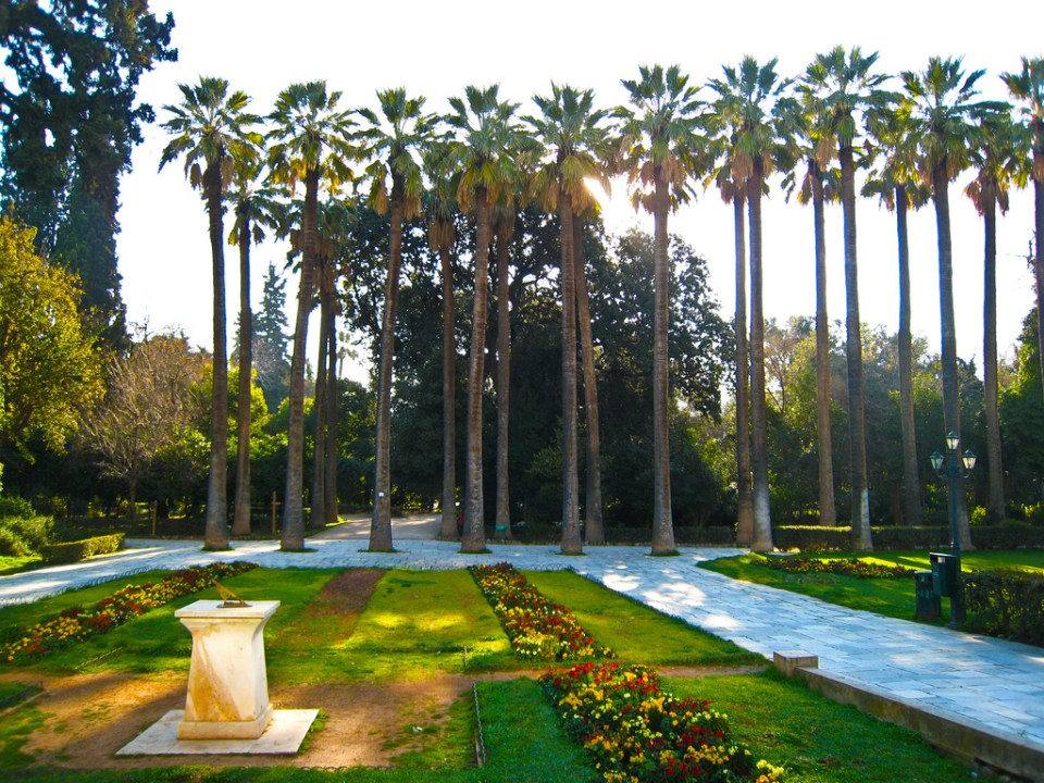 athens-honeymoon_national-gardens-of-athens