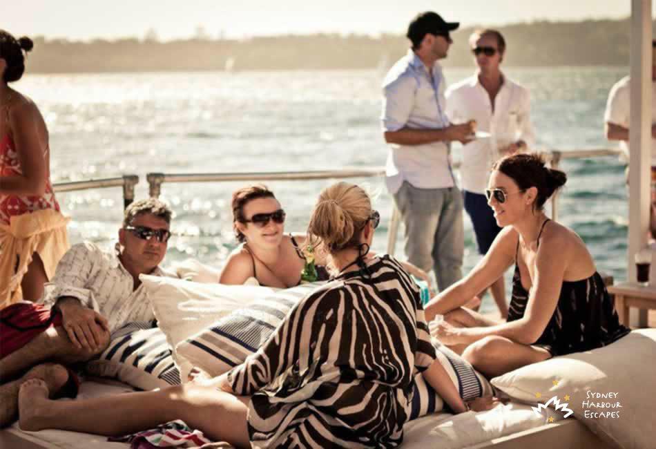 Photo via Sydney Harbour Escapes