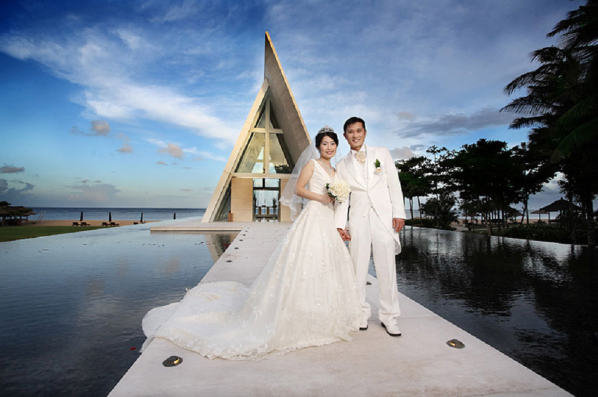 Conrad Bali Wedding 1