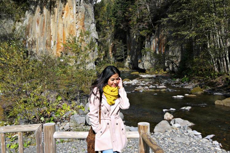 Hokkaido Honeymoon - Daisetsuzan National Park - She Walks the World