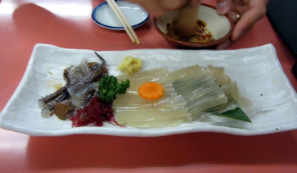 Hokkaido Honeymoon - Hakodate Morning Market - Texan in Tokyo