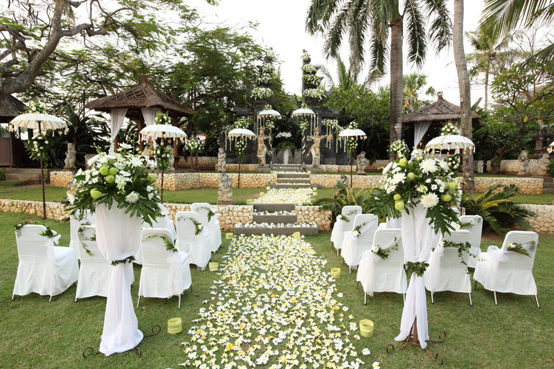 Wedding Venues Indonesia - Bali Mandira Beach Resort and Spa - Bali Mandira Villas