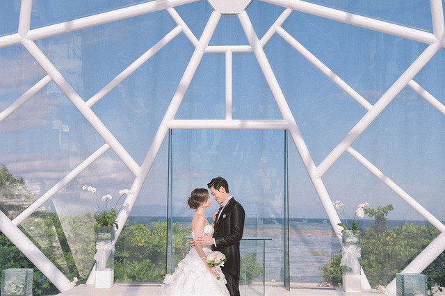 Wedding Venues Indonesia - The Diamond Bali Chapel - TripCanvas