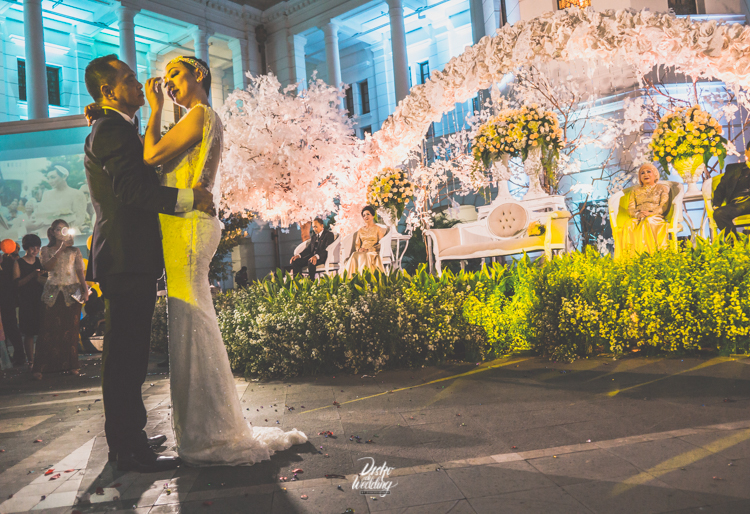 Wedding venues Indonesia - Heritage Museum Bank Indonesia - Diskodirumah