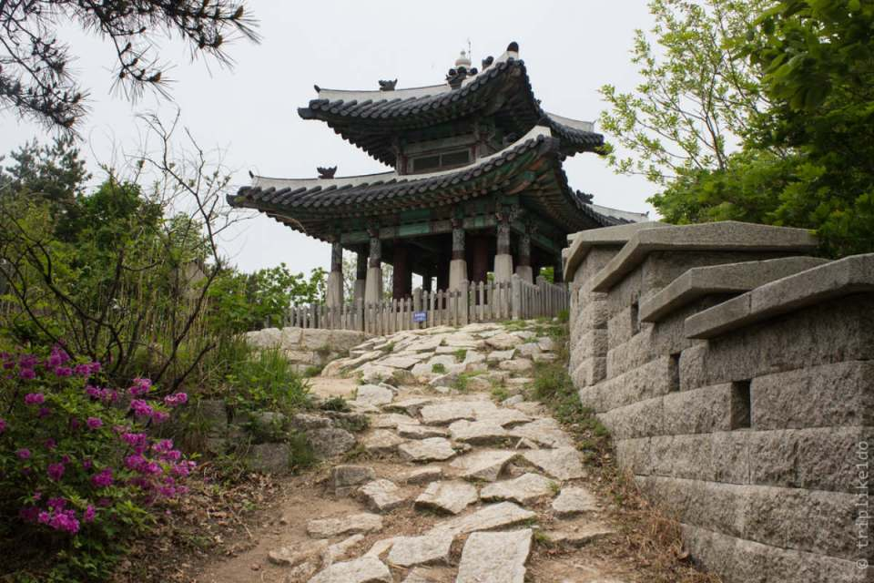 KoreaHoneymoon-Bukhansan-Flickr