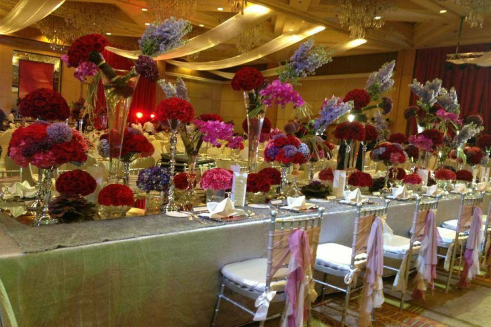 wedding florists Philippines - King Louis Flowers and Plants