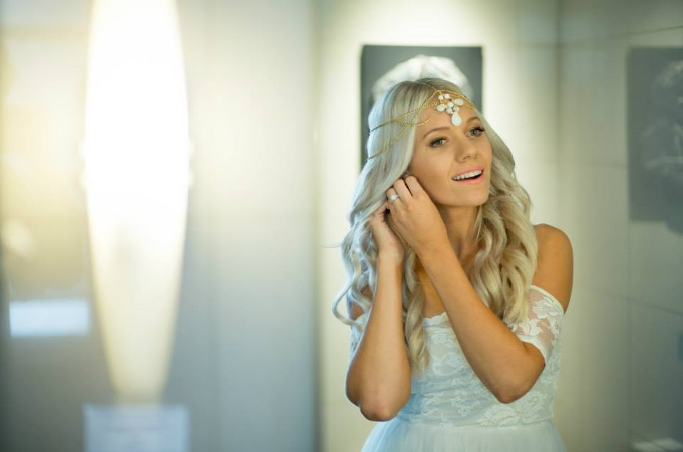 Wedding Makeup and Hairdressing - Glo Day Spa and Salon - HoneyBrides