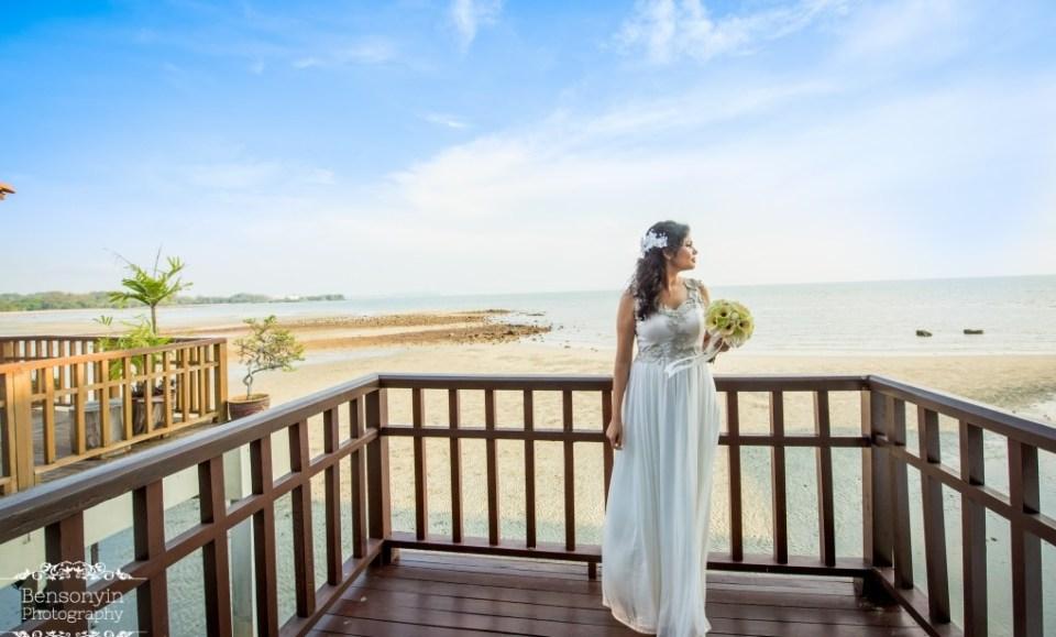 beach wedding venues malaysia - Avillion Port Dickson - Benson Yin