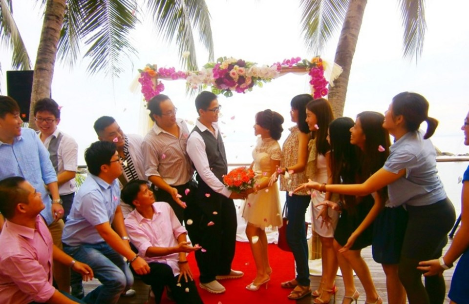 wedding venues malaysia - Four Points by Sheraton Sandakan - Four Points