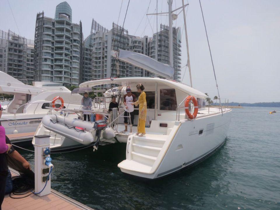 Photo via White Sails