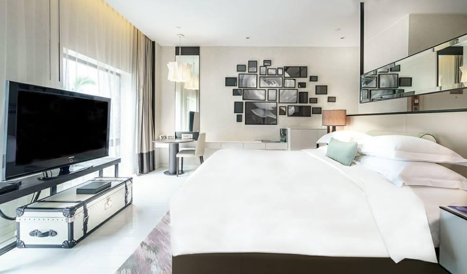 Naumi Hotel - The Gabrielle & Camellia Room - Wedding Solemnisations