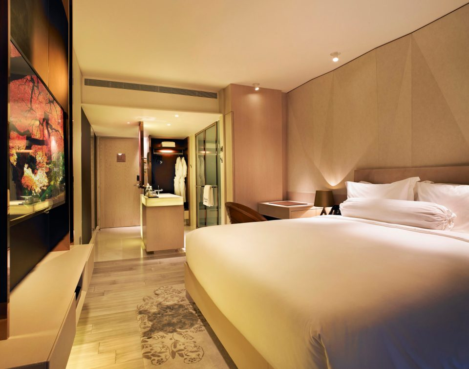 The Naumi Hotel - Habitat Room - Wedding Solemnisations