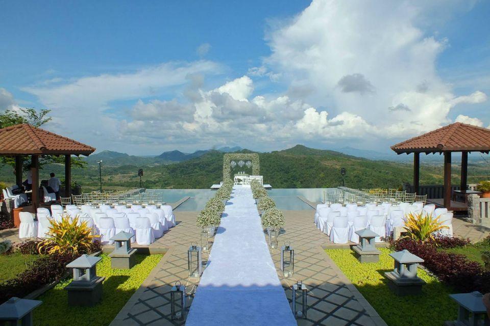 Unique Wedding Venuws - Club Punta Fuego - BrideStory