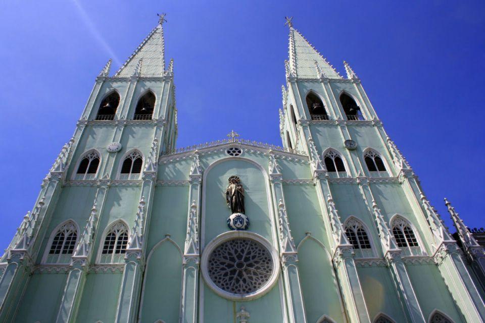 Beautiful Chapels & Churches - San Sebastian-church - Hibucket