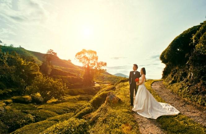 Pre-Wedding Photoshoot Malaysia