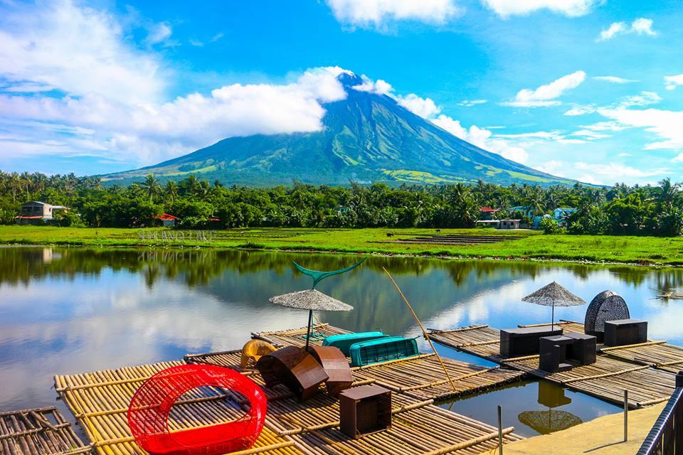 philippine honeymoon Albay