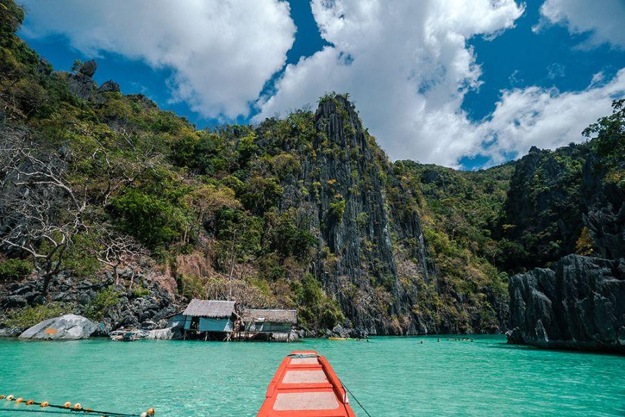 philippine honeymoon Coron