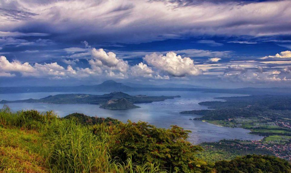 philippine honeymoon Tagaytay