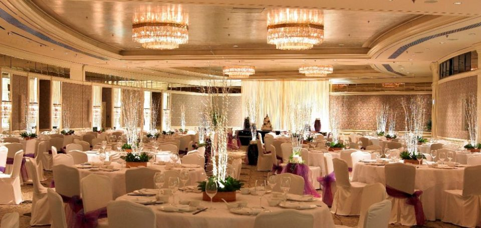 Mandarin Oriental Wedding The Oriental Ballroom